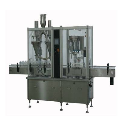 Automatic tablet bottle filling machines/powder filler