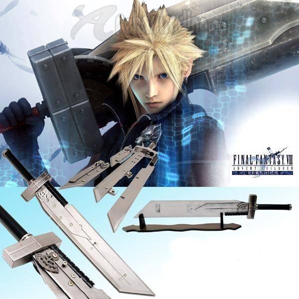Video Games Anime Swords,Movie Swords,Fantasy Swords