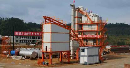 Asphalt mixing plant (30t/h~400t/h)