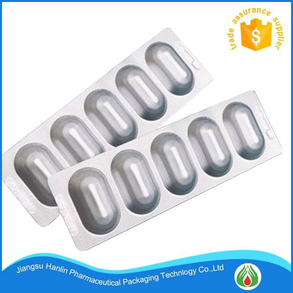 Pharma Industry Use Cold Forming Alu Foile