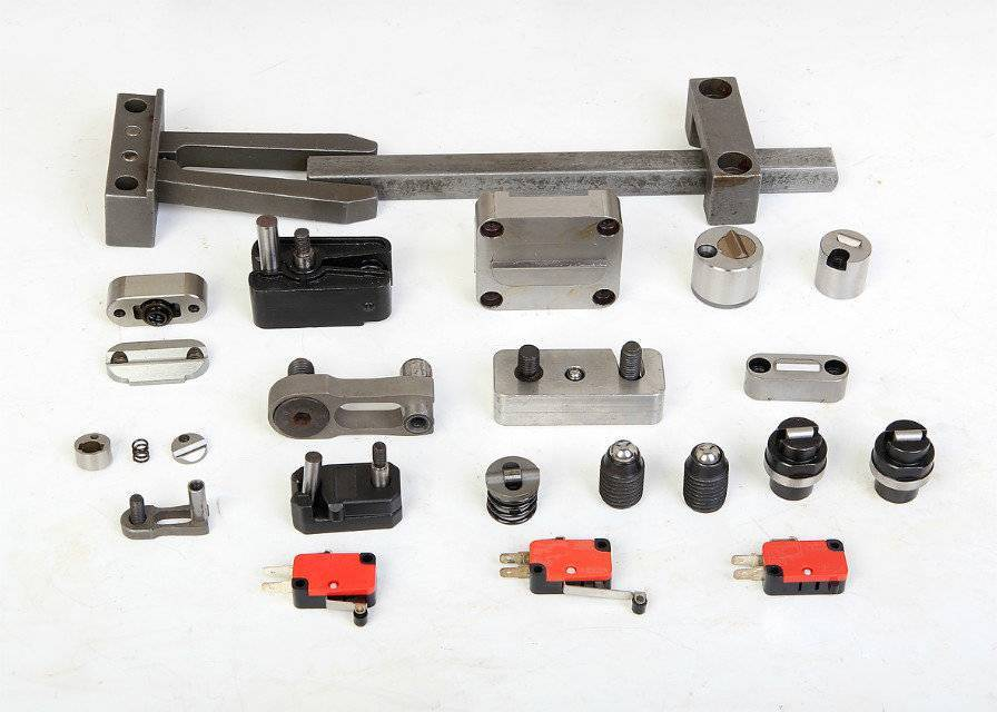 Slide holding devices