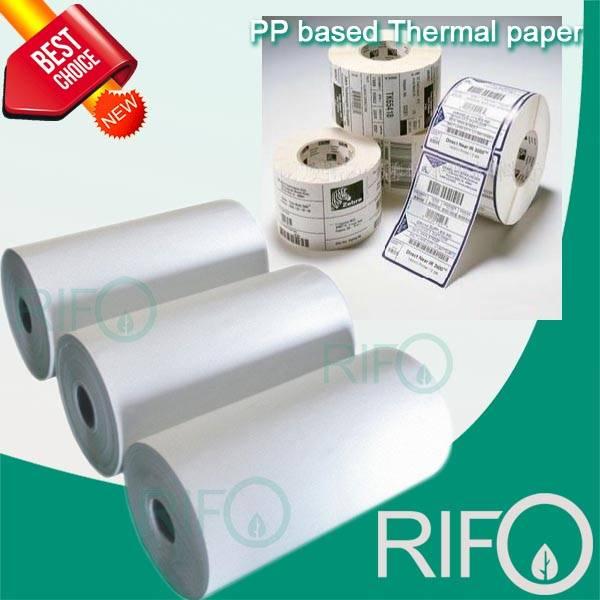 Theraml Adhesive Label Paper Bar Code Printer