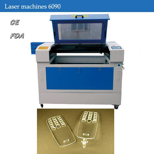 Mobile phone front panel Laser cutting machine