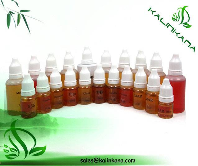 E-Juice the finest 100% natural extracts for vapor