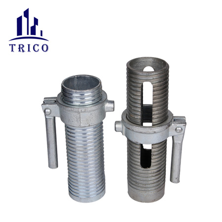Scaffolding Prop Sleeve and Nut