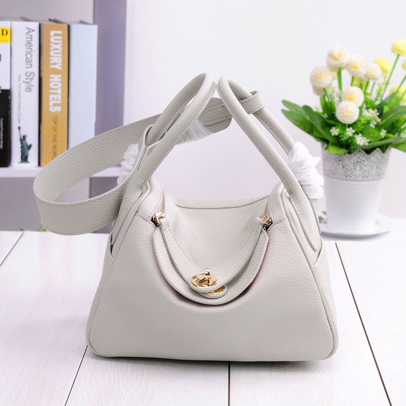 Factory direct selling high quality 30cm 26cm lychee leather bags designer hobo handbags M-G02-23