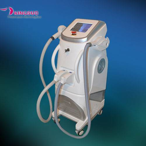 Intense pulse light professional e light hair removal machine laser hair removal