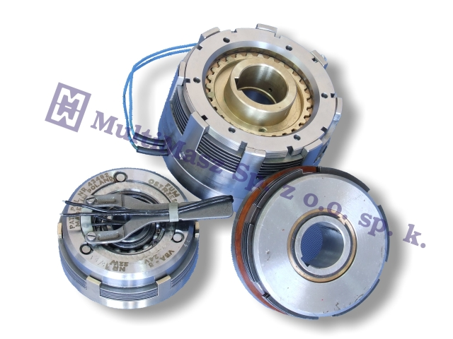 Fumo ETM 122 electromagnetic multi-disc clutch