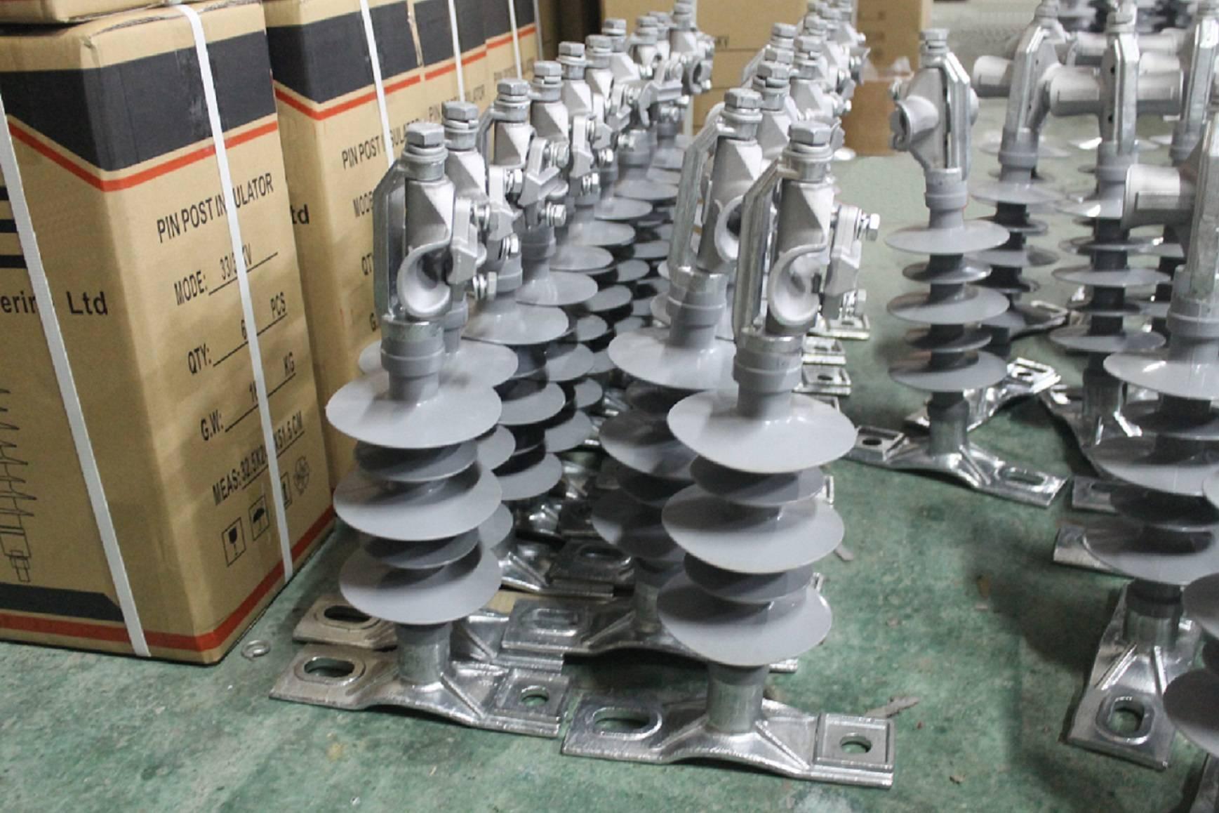 11/15KV composite cantilever insulator
