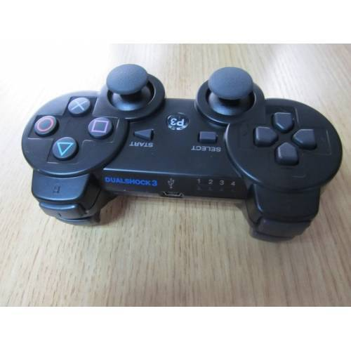 ps3 move six axis wireless game controller