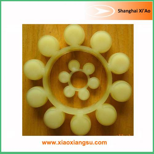 Natural color Polyurethane Coupling Cushion