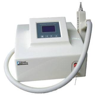 Q-Switched speckle and tattoo removal beauty equipment