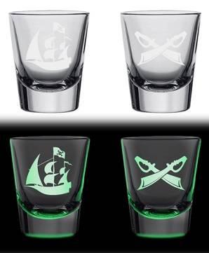 creative luminous drink mugs