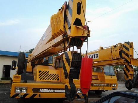 Used TADANO GT-650E Truck Crane