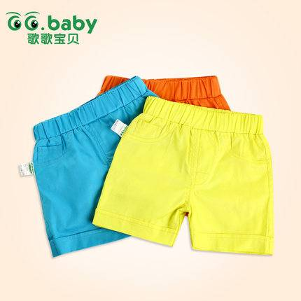 2015Hot Cotton Summer Baby Shorts Cute Candy Color Short Unisex Newborn Baby Boy Girl Shorts Summer