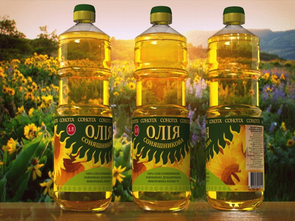 We supply sunflower oil ( crude and refined )