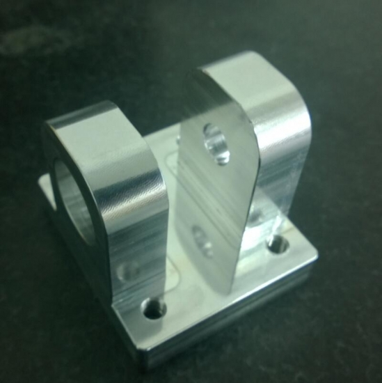 Aluminum Cnc Machined Part By Advanced Cnc Machines