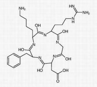 cyclo(Arg-Gly-Asp-d-Phe-Lys)