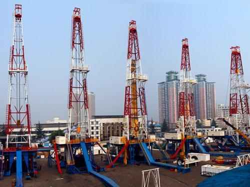 Look for mud pump and oil drilling rig agents in South America