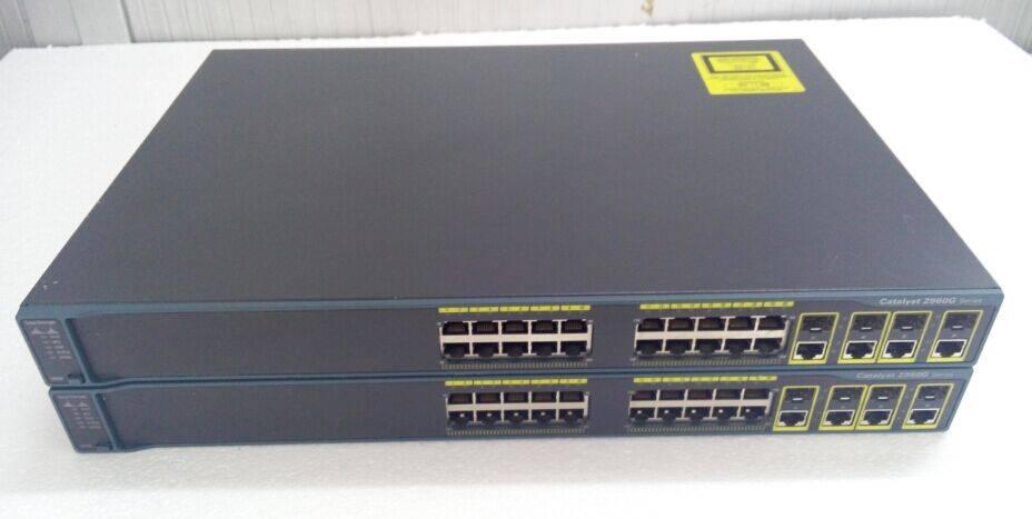 WTS: Cisco Switch WS-C2960G-24TC-L