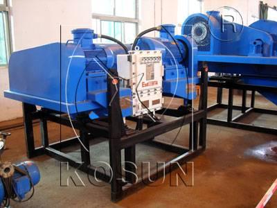 KOSUN drilling fluilds decanting centrifuge