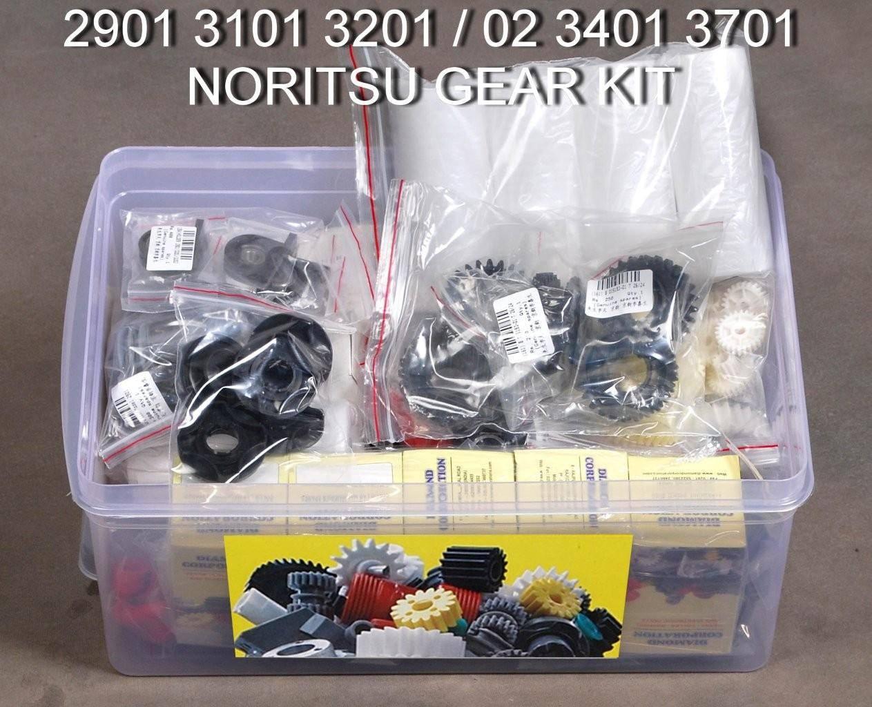 Gear,bushing, Roller & electronics Parts FOR Noritsu