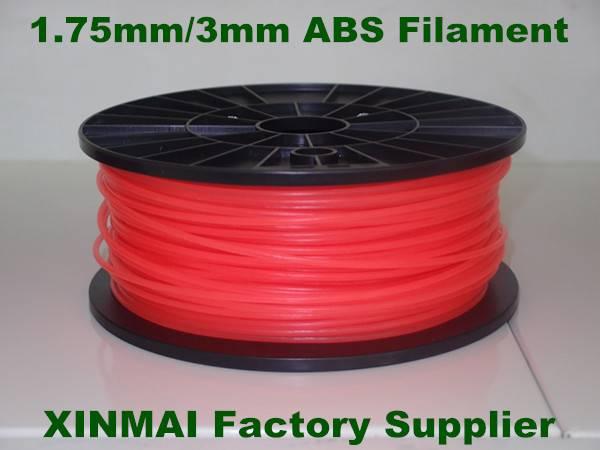 Manufacturer sale 3D printer 1.75mm 3.0mm ABS PLA filament