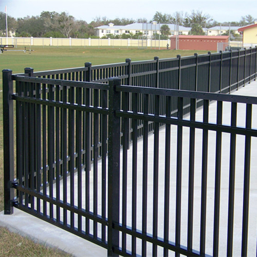 Aluminum Flat Top Fence