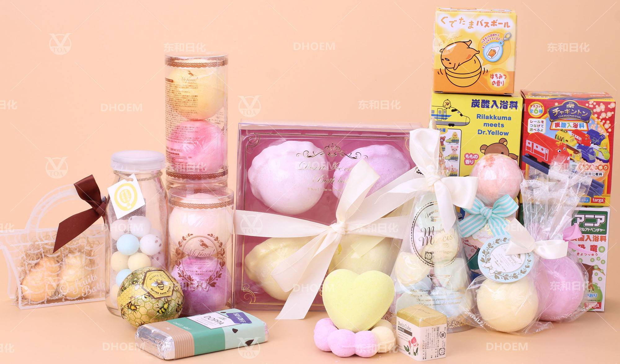 80g OEM bath bombs with any cents /color/shape