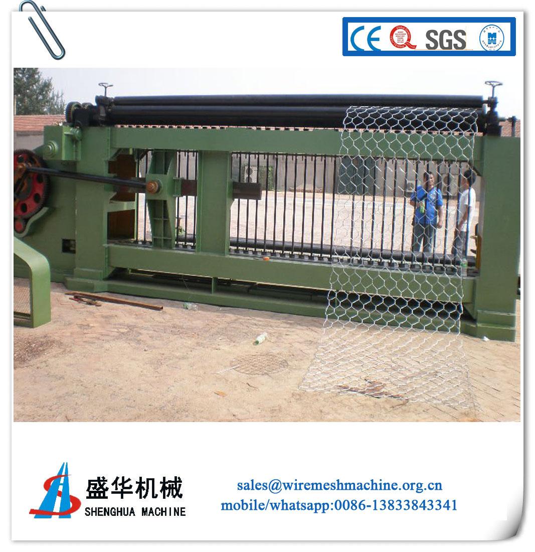 Sell Gabion mesh machine(width: 4300mm)