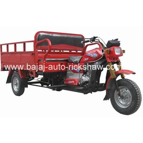 Bajaj Auto Rickshaw 2 passengers cargo motor tricycle BA150ZH-3B