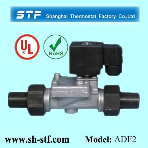 Pneumatic Stainless Steel Solenoid Valve ADF