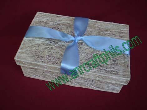 Abaca Gift Box