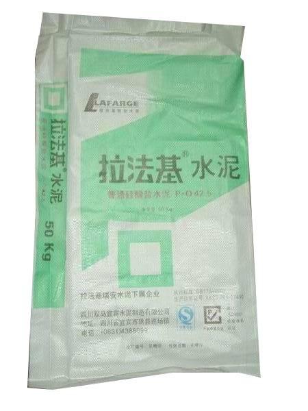 pp woven cement sacks