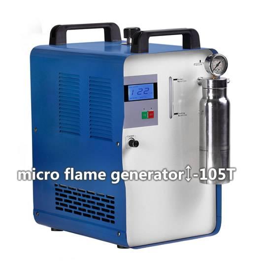 micro flame generator hydrogen oxygen gas generator oxyhydrogen gas generator