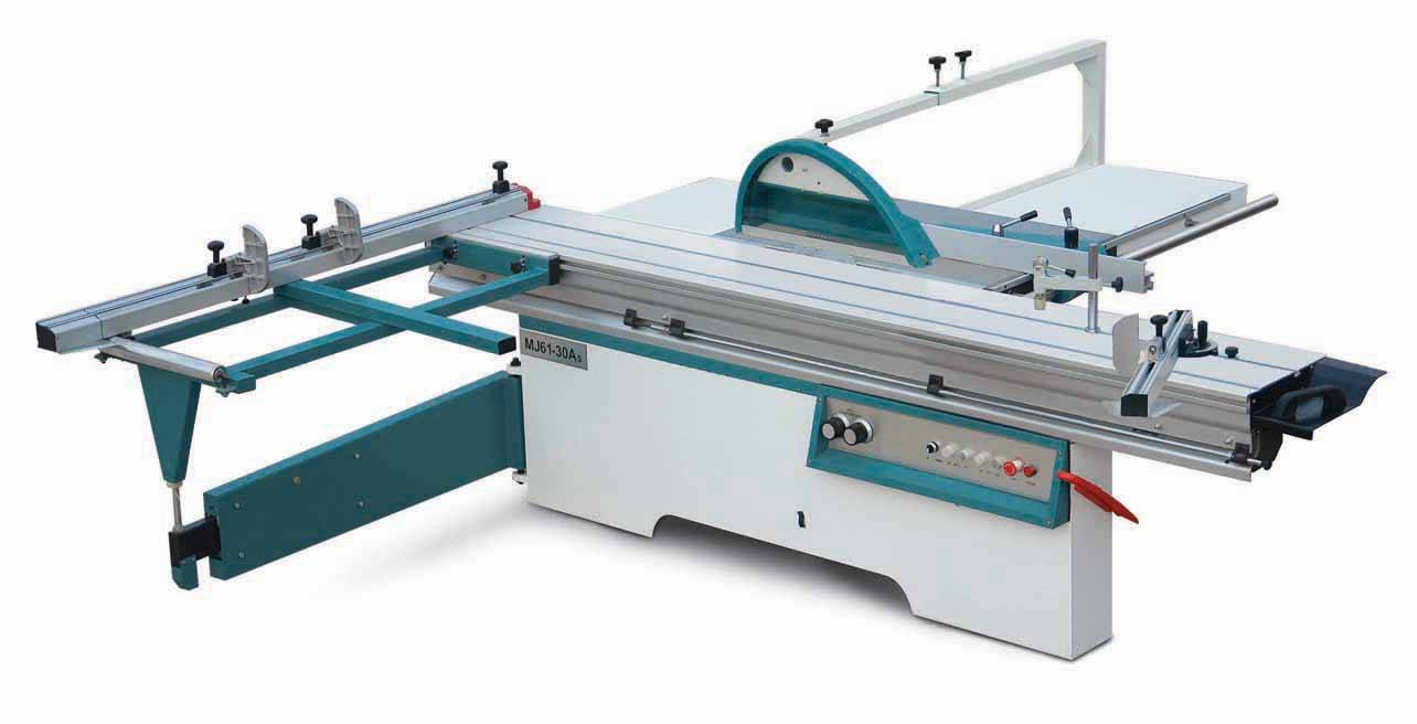 woodworking machinery electric lifting panel saw for wood cutting MJ61-30As