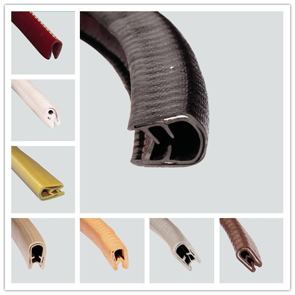u shaped rubber seal strip
