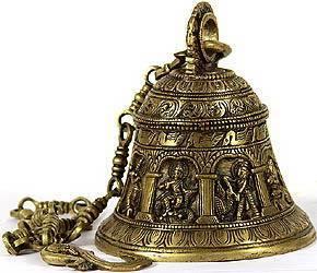 Brass Handicrafts Bell