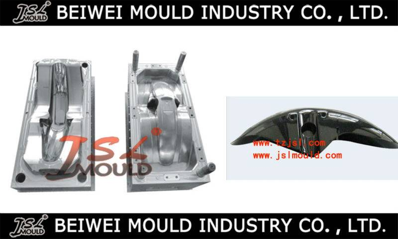 OEM Custom Injection Plastic Motorcycle Fender mold