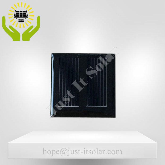 1V 200mA 0.2W Epoxy Resin Mini Solar Cell