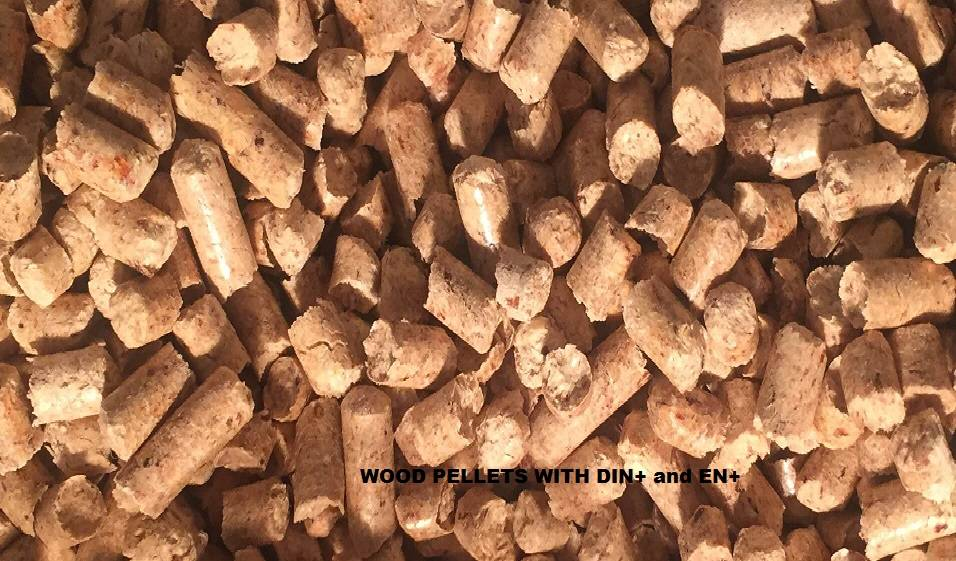 we sell wood pellets from Europe