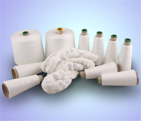 High-quality polyester spun yarn at a greatest price