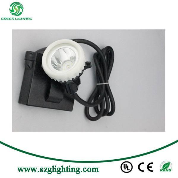 SaleAnti-explosive 10000lux high brightness led miner's cap lamp