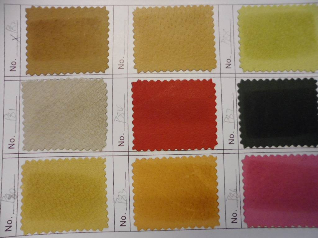 sell pigskin lining leather for shoses