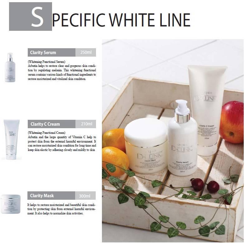 SPECIFIC WHITE LINE