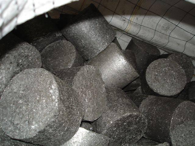aluminium briquettes
