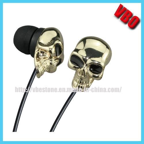 MP3 Music Player MP3 MP4 Skull Earphones