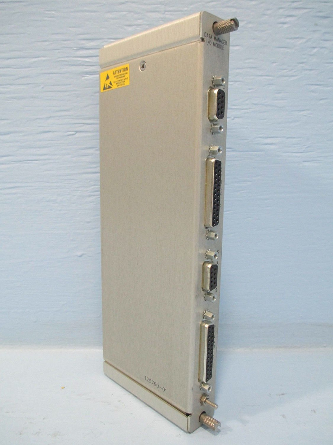 Bently Nevada 3500/32 4 Channel Relay Module