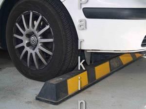 Wheel Stop Topes de estacionamiento Parking Block