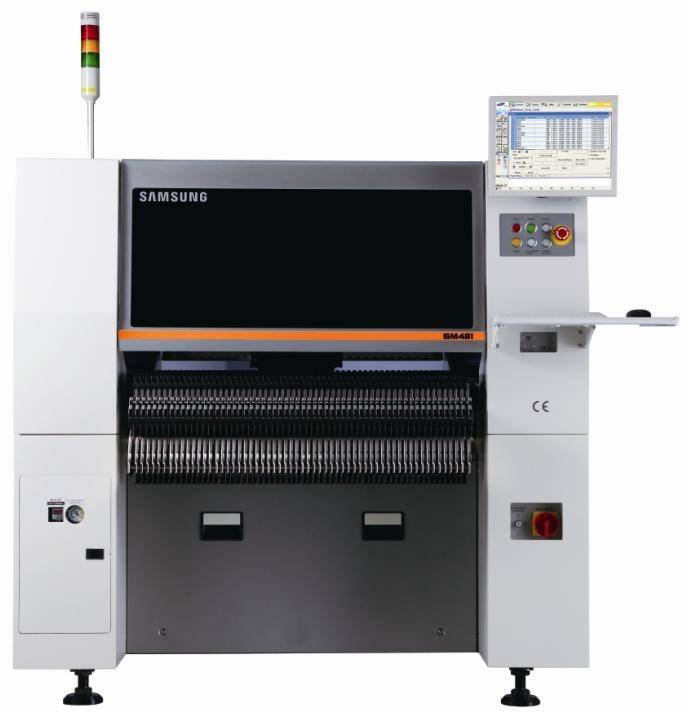 New and Used Samsung Chip Mounter